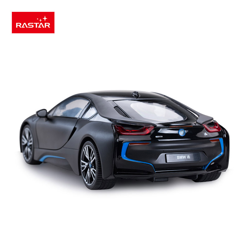 Rastar Licensed Rc Car Bmw I8 Scale 1 14 Open Door By Rc Kids