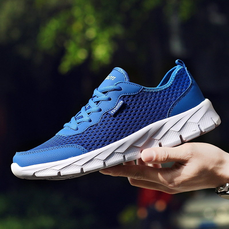 Somix Summer Style Breathable Mesh Men Shoes 2017 New Light Running Shoes Waterproof Sneakers Comfortable Sports Shoes for Women