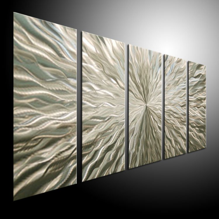 Wall Sculpture Metal Art Wall Original Art Abstact