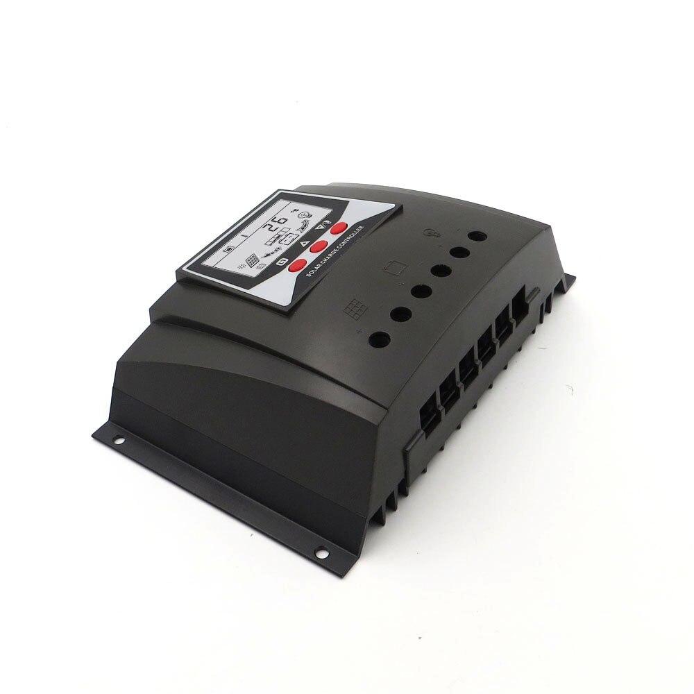 Battery Voltage Control 12V 24V 36V 48V 60AMPS Auto Backlight PWM Solar Panel Charger 60A LiFePO4 lithium Battery 3.2V 3.7VBattery Voltage Control 12V 24V 36V 48V 60AMPS Auto Backlight PWM Solar Panel Charger 60A LiFePO4 lithium Battery 3.2V 3.7V