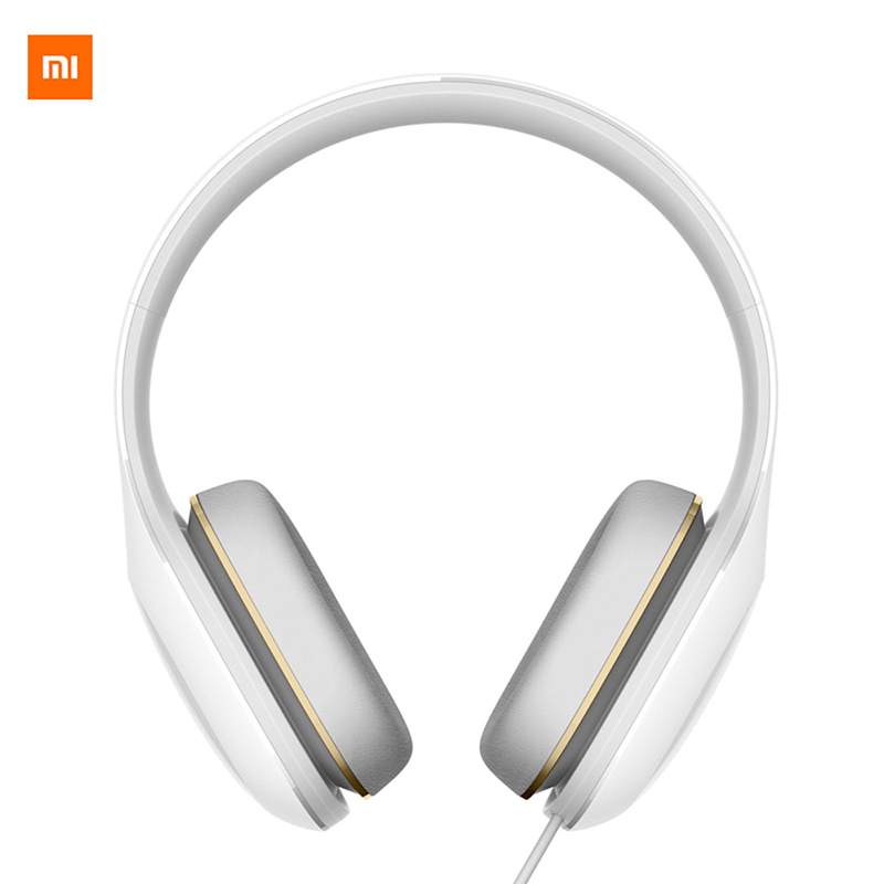 Original Xiaomi Mi Active Noise Cancelling Headphones Comfort Xiaomi Mi Headband With Mic Headset Stereo Music For Mobile Phone kz headset storage box suitable for original headphones as gift to the customer