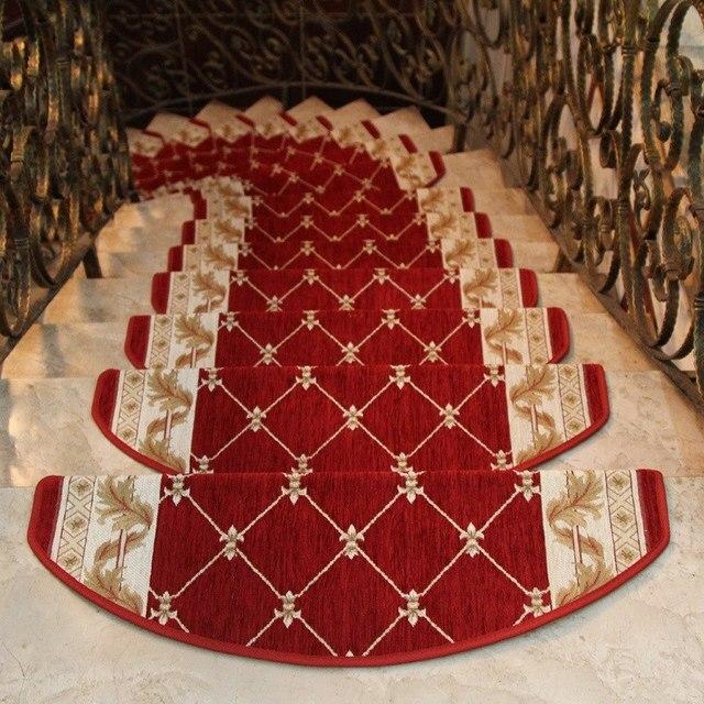 1 pc tapis tapis pour escaliers antid rapant tapis d 39 escalier escalier tapis adh sif tapis de. Black Bedroom Furniture Sets. Home Design Ideas