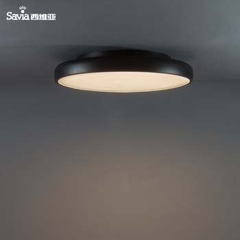 Modern and elegant LED ceiling lamp 22W 40W Indoor or Outdoor IP44 Waterproof 30W remote control dimmable SMD LED ceiling lights