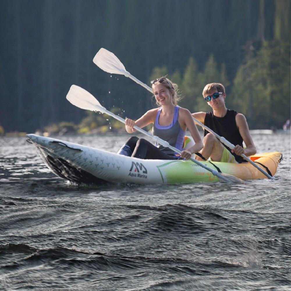 Aqua Marina Betta HM K0 10'3/13'6HM 312/412 inflatable boat kayak canoe pvc dinghy raft Advanced Drop Stitch Kayak for 2person