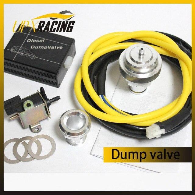 Hotsales performance auto universal parts turbo diesel blow off valve dump valve kits for diesel vehicles