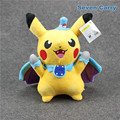 30cm Pikachu Cosplay Charmander Plush Baby Toys Cute Plush Stuffed Animals Soft Toys Fashion Plush Doll