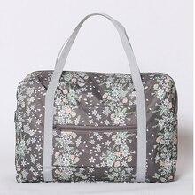 2019 Lightweight Casual Ladies Travel Bags waterproof Foldable women Luggage Bag Large Capacity Portable Men Travel Handbags
