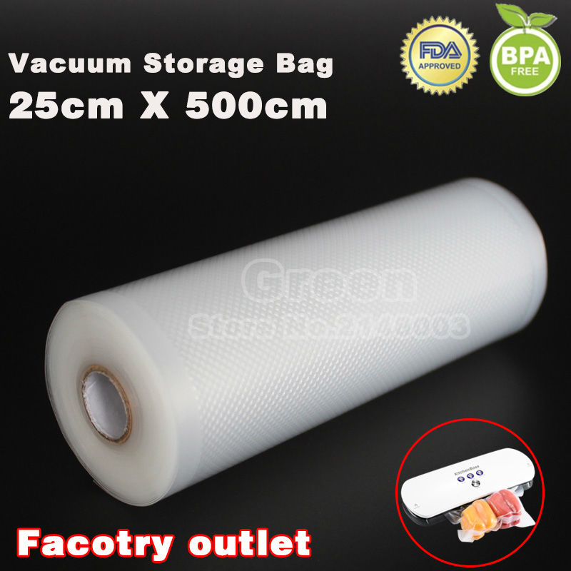 25cm x 500cm 1 Roll Vacuum food bag for kitchen vacuum storage bags packing film keep fresh up to 6x longer jewish soul food from minsk to marrakesh more than 100 unforgettable dishes updated for today s kitchen