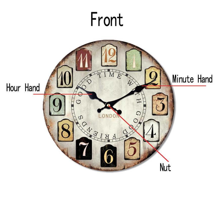MEISTAR Fanny Yemek Kurbağalar Tasarım Saatleri Sessiz Oturma Çalışma Bahçe Banyo Mutfak Ev Dekor Saatler Büyük Sanat duvar saati Hediye
