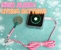 N003 Al Por Mayor! batería De Litio Recargable! Wired Alarma Enuresis Enuresis Orina Del Bebé envío gratis