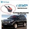 YESSUN für Toyota Prado Novatek 96658 Auto Mini DVR Driving Video Recorder Control Wifi Kamera Registrator Dash Cam