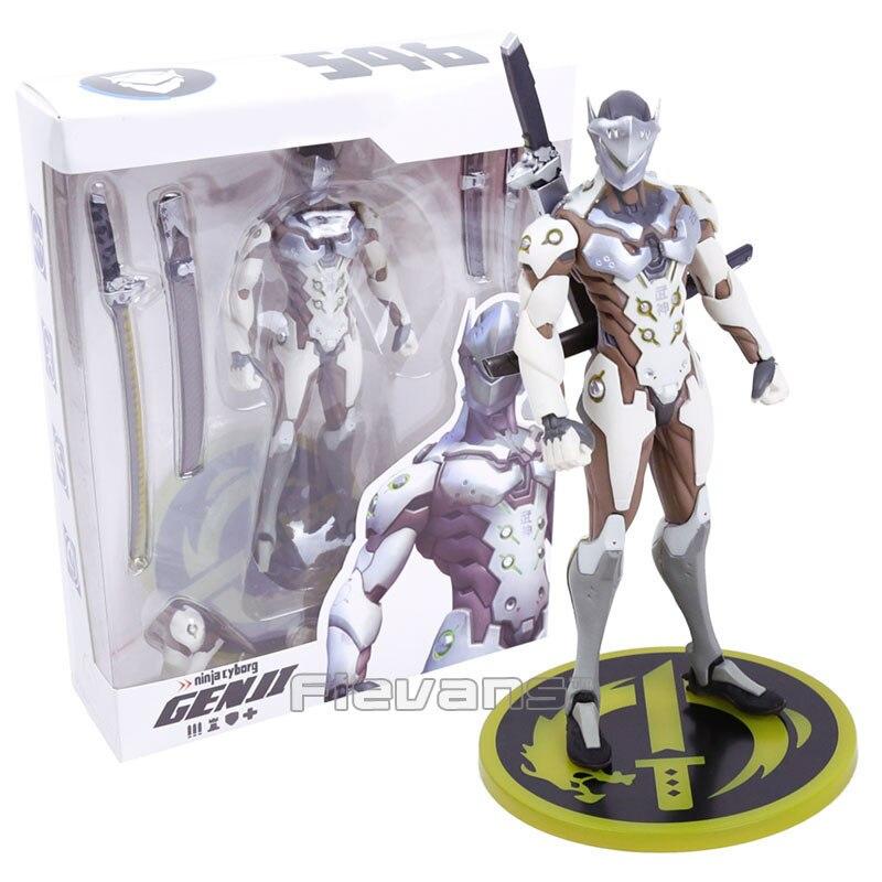 Hot Spiel OW Genji PVC Figure Sammeln Modell Spielzeug