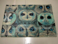 Owl Many Owl simple style mat Non-slip  carpet Korean  doormat kitchen D15112015#