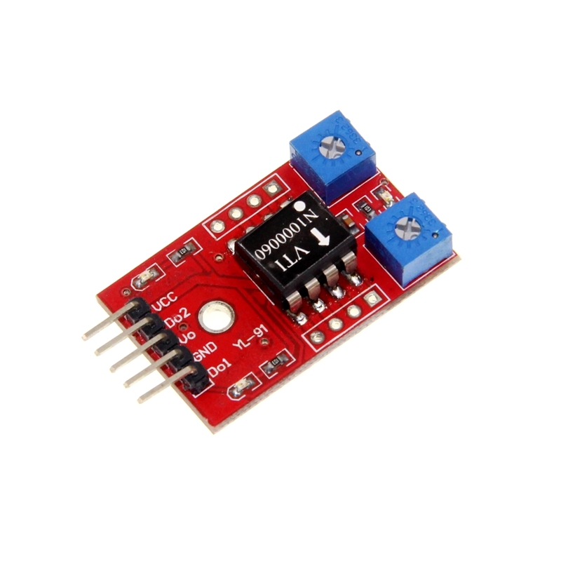 1pcs Single Axis Inclination Sensor Module SCA60C Tilt Detection Sensor Module Tilt Sensor #Hbm03431pcs Single Axis Inclination Sensor Module SCA60C Tilt Detection Sensor Module Tilt Sensor #Hbm0343