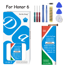 Original Da Xiong Lithium Polymer Battery HB4242B4EBW  For Huawei Honor 6 3100mAh Replacement Mobile Phone