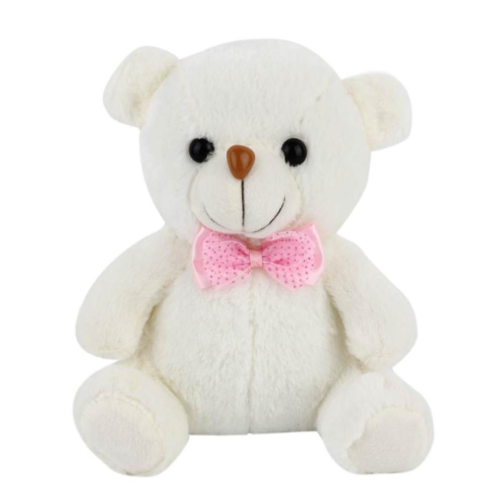 cd4766cdd17 Hot! Super Cute 20cm Lovely Soft LED Colorful Glowing Mini Teddy ...