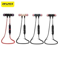 Awei A920BL Wireless Sport Earphone Bluetooth 4 1 Stereo In Ear Earphone Voice Control Noise Reduction