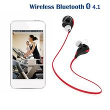 Universal Wireless Bluetooth Stereo Earbuds Sport Earphone Handfree For All Phon