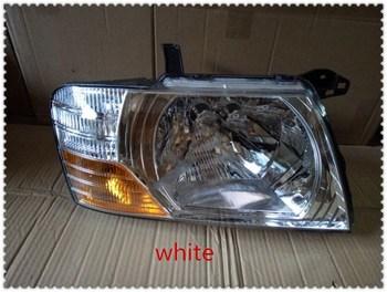 eOsuns headlight assembly for Mitsubishi Pajero V73 V75 V77 2001-2003