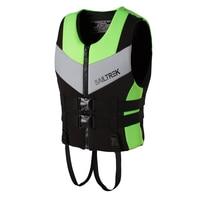 Neoprene Fishing Life Jacket Watersports Fishing Kayaking Boating Swimming Safety Life Vest Outdoor rafting life jacket