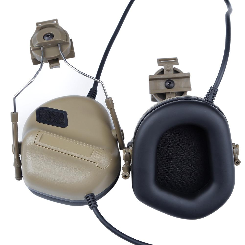 capacete rápido trilho adaptador airsoft militar cs