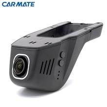 Cámara del coche DVR Grabador de Vídeo Inalámbrico WiFi APP Manipulación Completa HD 1080 p Novatek 96658 IMX 322 Dash Cam Registrator Negro caja