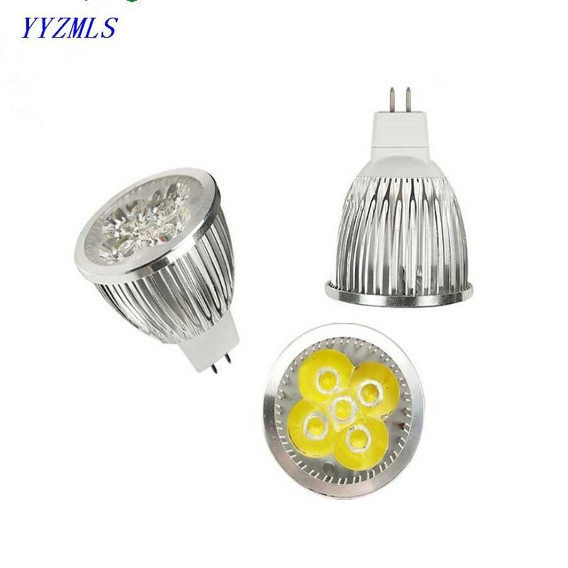 Wholesale LED Bulb MR16 Spot Light 9W 12W 15W 12V Dimmable LED Spotlight Warm Cold White Super Quality LED Bulb Lamp