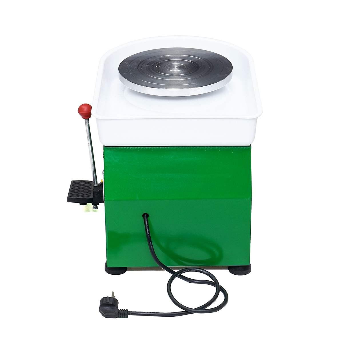 220 V 250 W 250mm tournant la roue de poterie électrique en céramique Machine en céramique argile potier Kit pour céramique de travail en céramique - 4