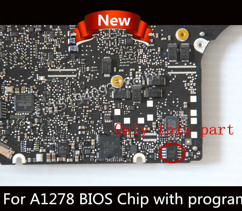 New A1466 BIOS chip EFI Firmware Chip for MacBook Air 13