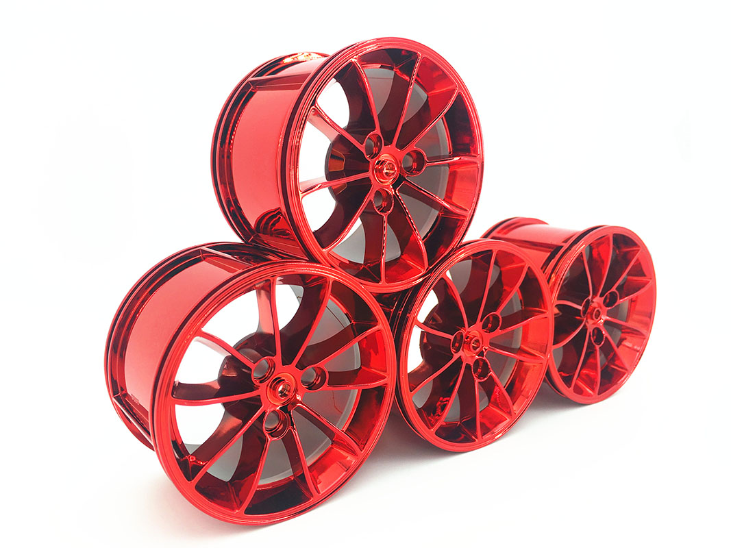 The Hub Of Wheel For 20001 3368 Car Model Building Kits Blocks Bricks DIY Toys Compatible With 42056