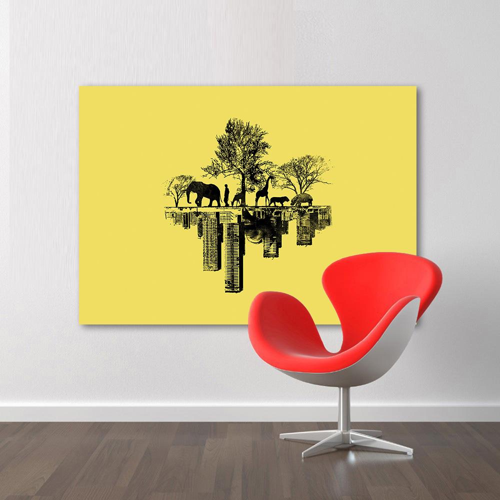 WANGART Wall Art Painting Poster and Prints Canvas Pictures Home ...