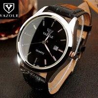 Top Brand YAZOLE Watch Men Fashion Luxury Quartz Watch Auto Date Waterproof Sport Watches Business Watch