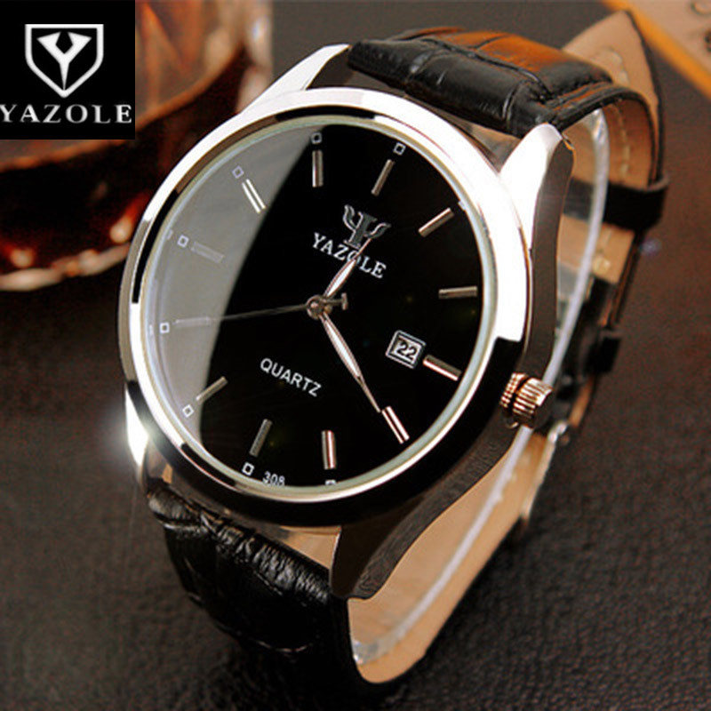 Top Brand YAZOLE Wrist Watch Men Watch Luxury Men's Watch Sport Watches Clock relogio masculino erkek kol saati orologio uomo hannah martin men s sport watches top brand wrist watch men watch fashion military men s watch clock kol saati relogio masculino