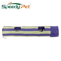 New Fashion Pet Product Cat Tunnel Toy With Ball Play Free Shipping One Color For Choose
