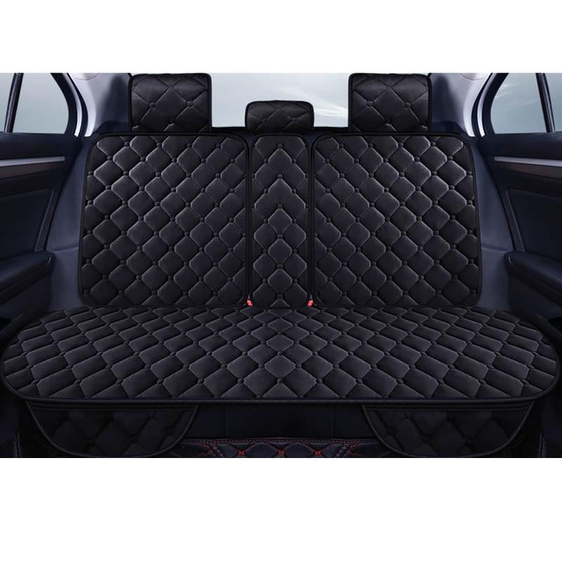 Universal Plush Car Seat Cover Winter Warm Auto Back Rear Seat Cushion Chair Pad Protector Car Interior ProtectorUniversal Plush Car Seat Cover Winter Warm Auto Back Rear Seat Cushion Chair Pad Protector Car Interior Protector