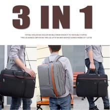 цена на 17'' Bagpack Bag For Laptop Backpack Male Men 15.6 Notebook Business Backpacks Travel Shoulder Hand Bags Mens Large Back Pack