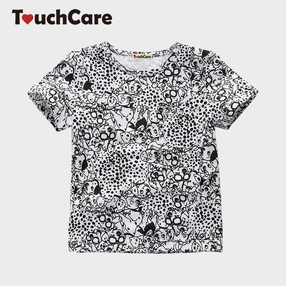 Touchcare-Self-designed-Newborn-Baby-Boy-T-Shirt-Short-Sleeve-Pocket-Baby-Top-Clothes-Summer-Cartoon-Print-Baby-T-shirts-2