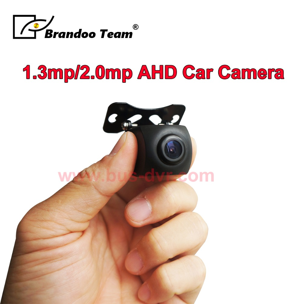 Best Quality PAL/NTSC 2.0MP AHD Waterproof Car Security Camera Front Side Rear Inside Outside Vehicle Taxi Bus Camera