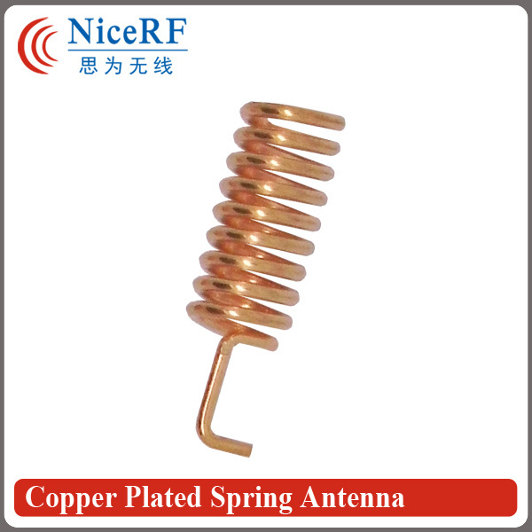 10pcs/pack Anti-vibration SW915-TH12 915MHz Copper Spring Antenna