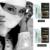 Profesional de maquillaje de Cejas Pestañas Crema Natural de la Planta de Henna Color Mehendi Conjunto Tinte Tinte de Cejas Marrón Negro Con El Regalo