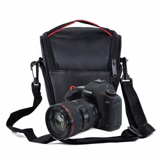 grande selezione più vicino a 2019 reale US $7.27 |Fotocamera impermeabile Custodia Borsa Per DSLR Canon EOS 1000D  1100D 1200D 700D 600D 550D 500D 450D 100D 60D 70D SX60 SX50 T6i T4i T5i T3  ...