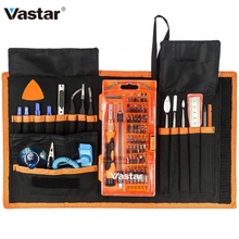 Vastar 78 in 1 Magnetic Driver Kit Precision Screwdriver Set for Cell Phone iPhone 7 and 7 Plus Samsung Huawei Tablet PC Repair