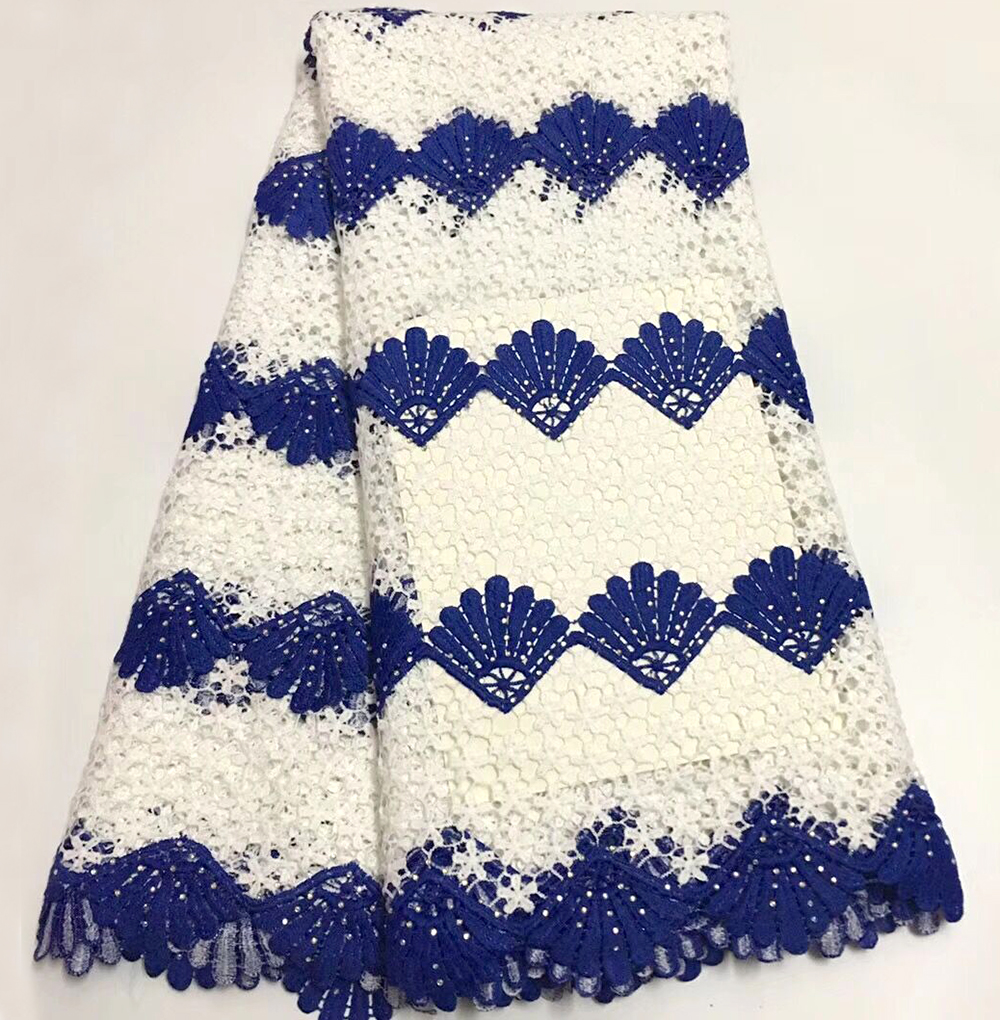 Latest African Cord Lace High Quality Nigerian Guipure Lace Fabric 2019 Newest Water Soluble Lace Fabric Latest African Cord Lace High Quality Nigerian Guipure Lace Fabric 2019 Newest Water Soluble Lace Fabric