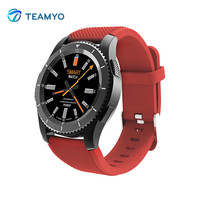 Teamyo Bluetooth GW12 Smart Band Heart Rate Blood Pressure Wearable Devices Fitness Tracker Smart Watches Bracelet