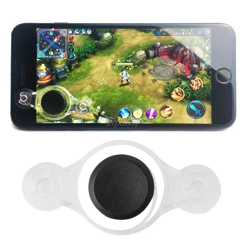 Ocday Smartphone Mini Mobile Joysticks Für Touchscreen Telefon Tablet Spiel Controller Z09 Drop Schiff SchöNer Auftritt Videospiele