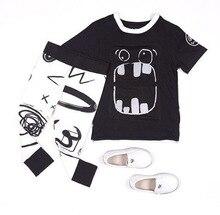 2015 Wholesale Stylish Pattern Child Girls T-shirt Summer Kids Boys Clothes Batman Cartoon Baby T-shirt