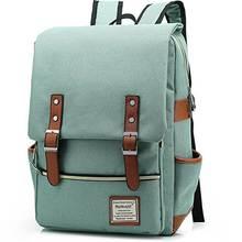 Laamei School Backpack Student Backpack For Laptop Preppy Style Notebook Backbag Travel Daypacks Unisex Rucksack mochila gift