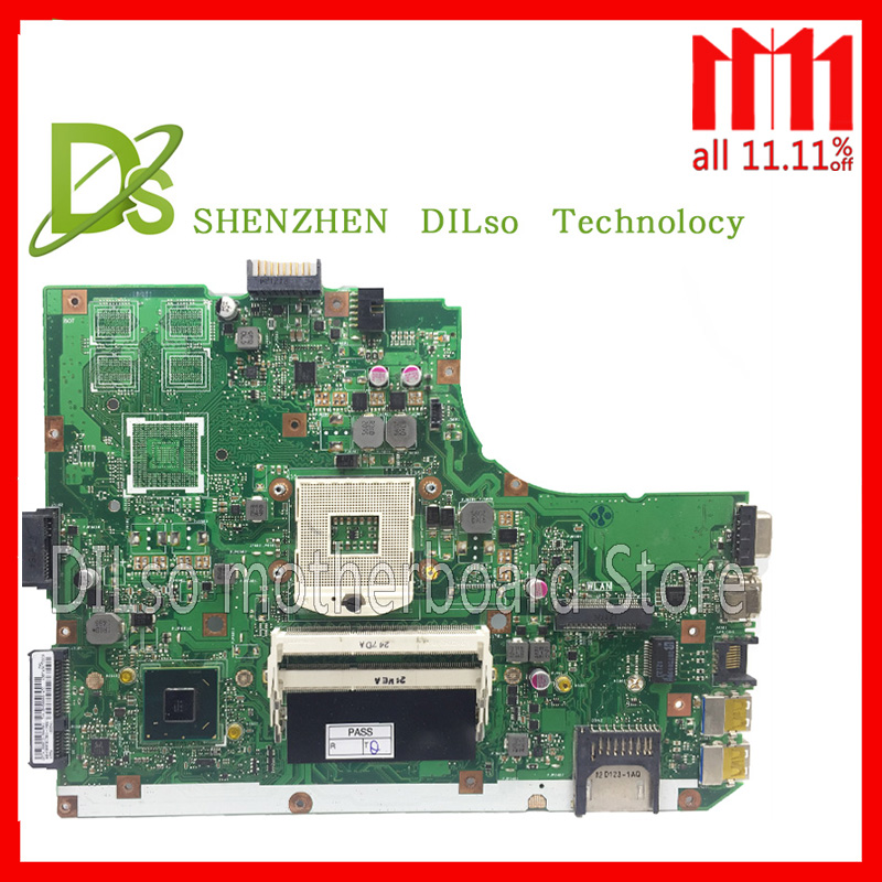 KEFU K55A K55VD For ASUS K55A K55VD A55V Motherboard Integrated GM Test Motherboard