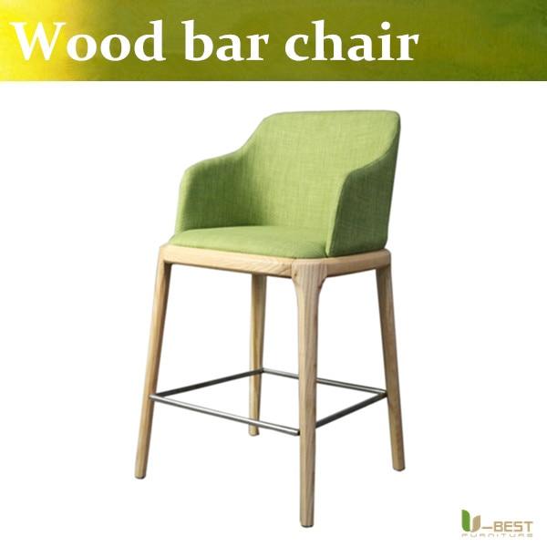 spedizione gratuita u best high end bar sgabello da bar sedia di legno di legno