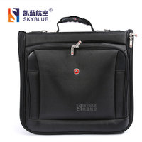 New Arrival Pilot S Suitcase Tote Garment Laptop Bag Men Women Black Multi Function Uniform Business